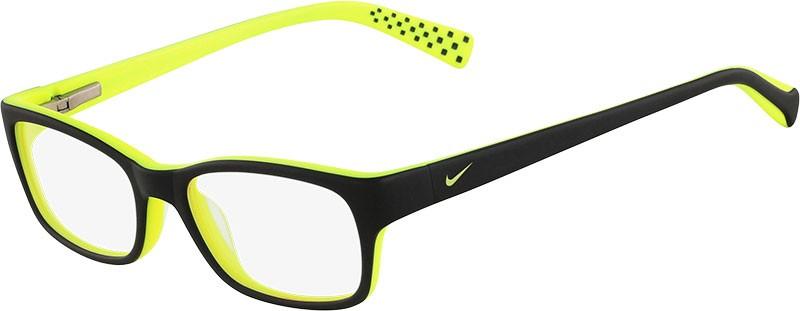 Armação Nike Junior Preto Neon Amarelo ... d352910ef1