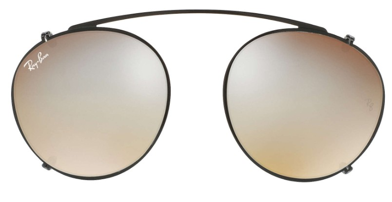 ef90c2b40 Ray-Ban 2180C 2509/B8 - Clip On
