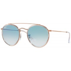 oculos ray ban double bridge 3647n azul