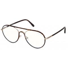 Tom Ford 5623B 052 Blue Block - Oculos de Grau