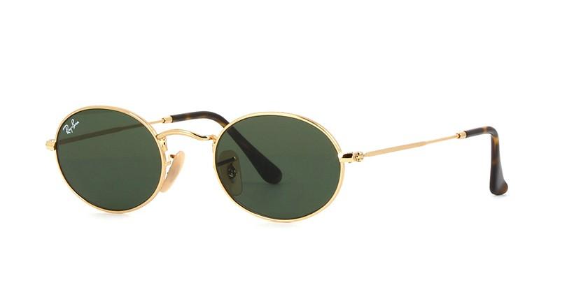 892e7f899 Ray Ban Oval 3547N 001 - Óculos de Sol