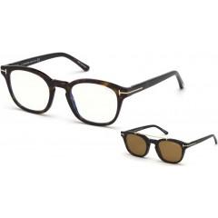 Tom Ford 5532B 52E BLUE LOOK - Óculos e Clip On