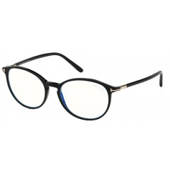 Tom Ford 5617B 001 Blue Block Tam 54 - Oculos de Grau