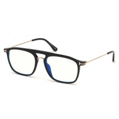 Tom Ford 5588B 001 - Oculos com Lentes Blue Block
