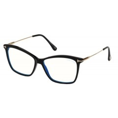 Tom Ford 5687 B 001 Blue Block - Oculos de Sol