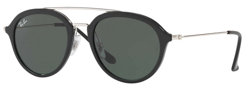 Ray Ban Junior Double Bridge 9065S 100/71 - Óculos de Sol