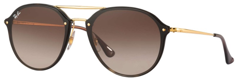 9382ac7695c21 Ray-Ban Blaze Double Bridge 4292N 710 13 - Óculos de Sol
