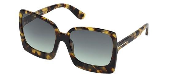 ef7abc4c16c02 Tom Ford Katrine-02 0617 56P - Óculos de Sol