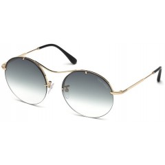Tom Ford Veronique-02 565 28B - Oculos de Sol