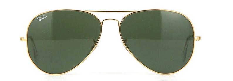 28dc3e32b2526 Ray Ban Aviador 3026 L2846 - Óculos de Sol -