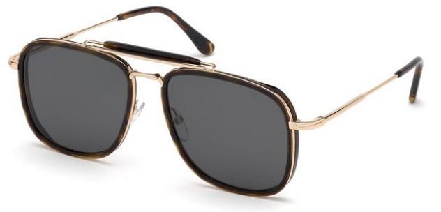 d48a655d52644 Tom Ford Huck 0665 52A - Oculos de sol