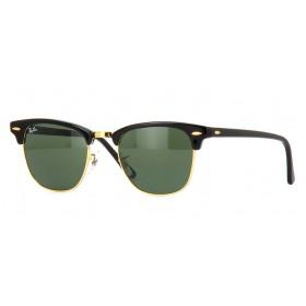 Ray Ban Clubmaster 3016 W0365 - Óculos de Sol - Tamanho 51