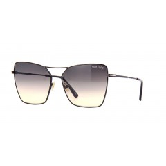 Tom Ford 738 01B - Oculos de Sol