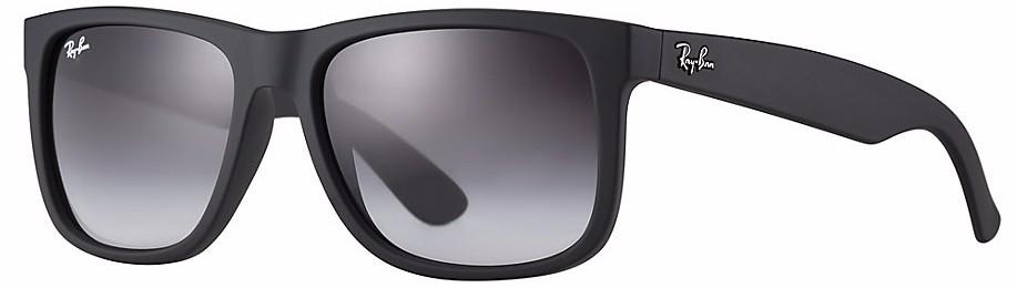 Ray Ban Justin 4165 601 8G 57 - Óculos de Sol c36d943da2
