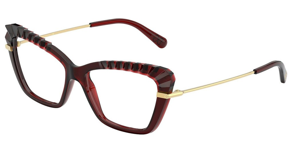 Dolce Gabbana Plisse 5050 550 - Oculos de Grau