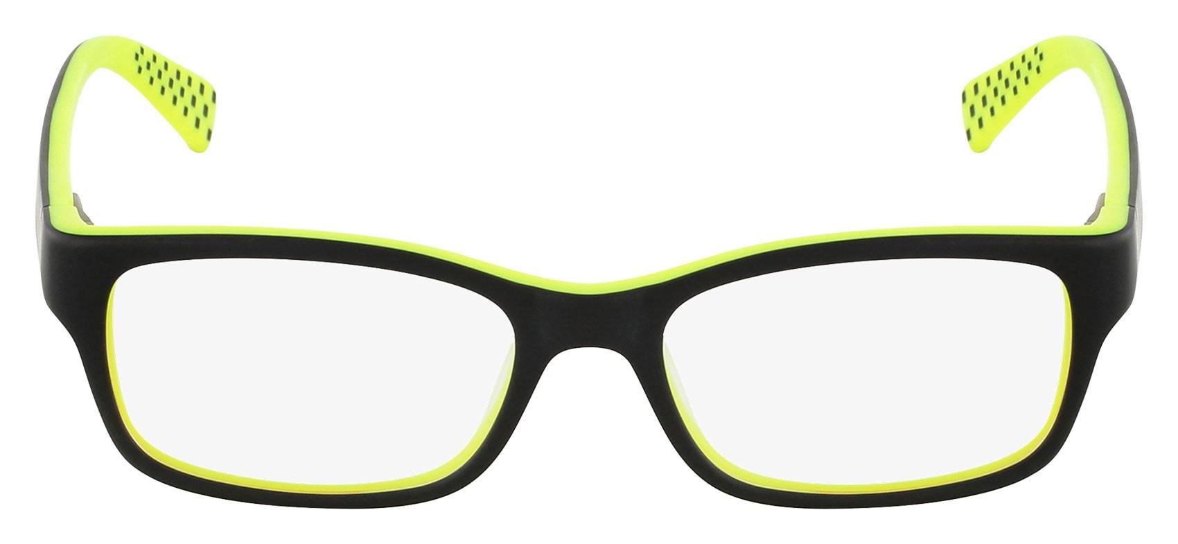 ... Armação Nike Junior Preto Neon Amarelo d73425a7aa