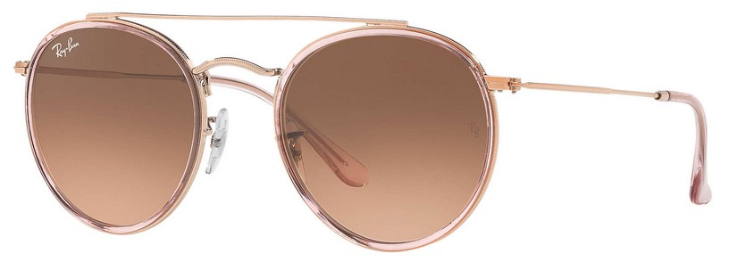 Ray Ban Double Bridge 3647N 9069 A5 - Óculos de Sol 6737b29c74