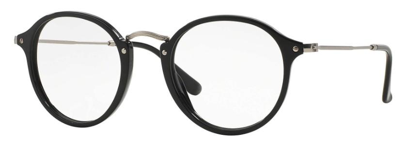 7d4c5f5c3 Ray Ban Round Fleck 2447V 2000 - Óculos de Grau