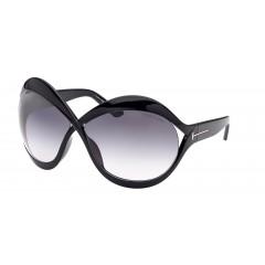 Tom Ford Carine 0902 01B - Oculos de Sol