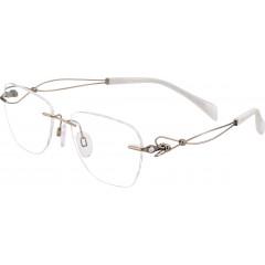 Charmant 2096 WG LINE ART - Oculos de Grau