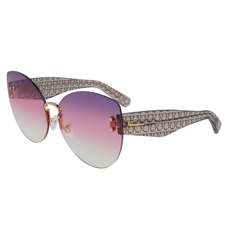 Salvatore Ferragamo 208S 705 - Oculos de Sol