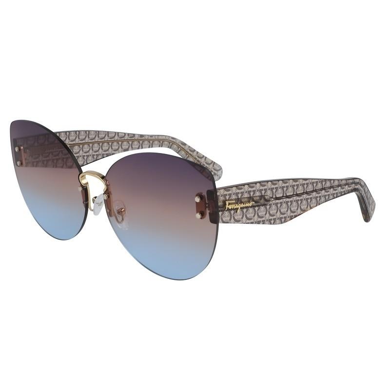 Salvatore Ferragamo 208S 701 - Oculos de Sol