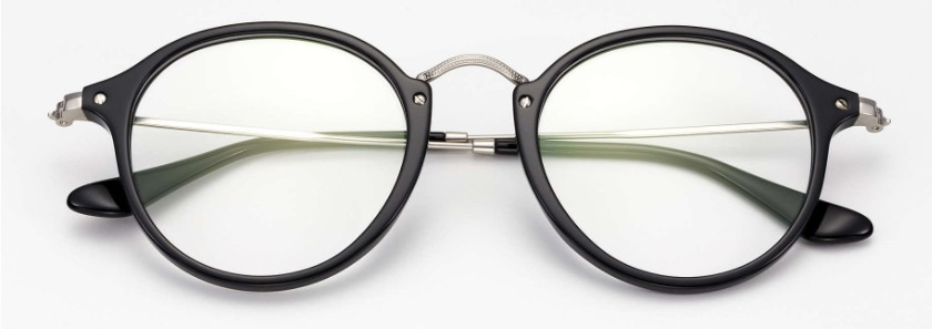 f4f8dfbccd10a Ray Ban Round Fleck 2447V 2000 - Óculos de Grau