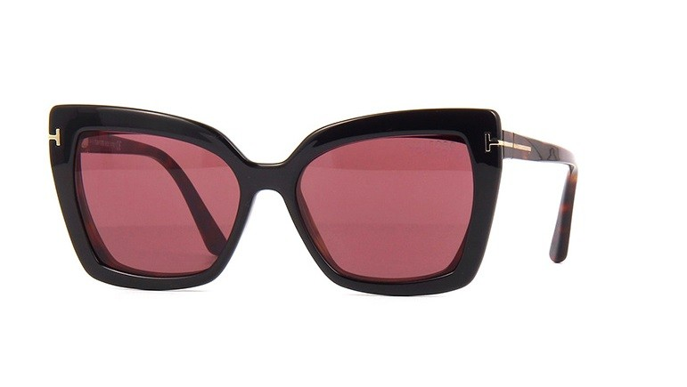 Tom Ford 5641B BLUE 053  CLIPON - Oculos de Sol
