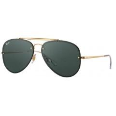 Óculos ray ban blaze verde comprar original