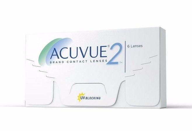 Acuvue 2 - Lentes de Contato