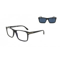 Tom Ford BLUE BLOCK 5682B 052 C CLIP - Oculos de Sol