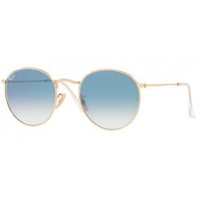 Ray Ban Round 3447N 001/3F - Óculos de Sol