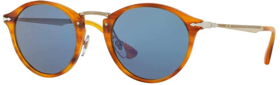 f83699a05e7c3 Óculos Persol PO3166 Marrom Lente Azul Comprar Online Original ...