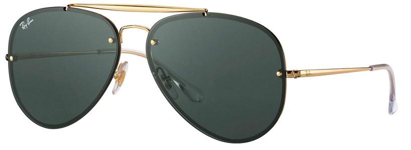 Ray Ban Blaze Aviador 3584N 9050 71 - Óculos de Sol cd93c9cf6f
