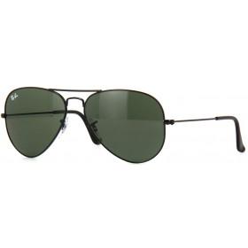 Ray Ban Aviador 3025 L2823 - Óculos de Sol - Tamanho 58