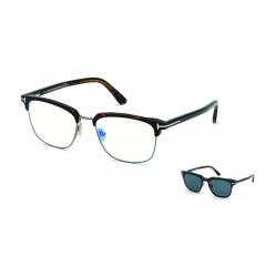 Tom Ford BLUE BLOCK 5683B 052 C CLIP - Oculos de Sol