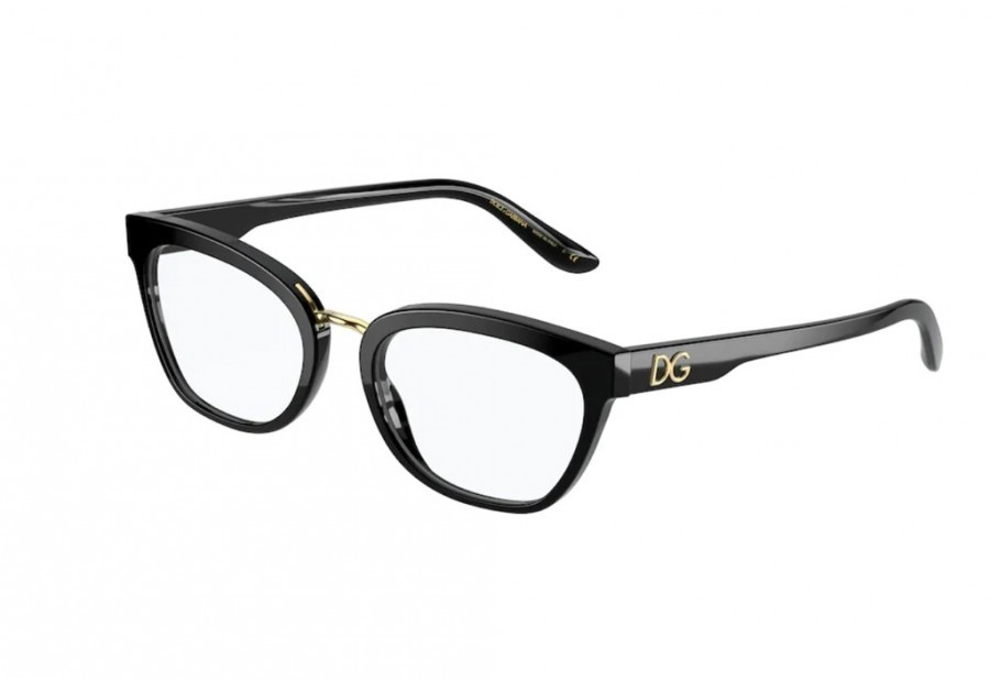 Dolce Gabbana 3335 501 - Oculos de Grau