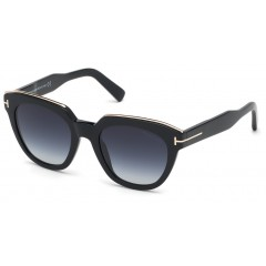 Tom Ford Haley 0686 01W - Oculos de Sol