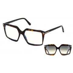 Tom Ford 5689B 052 BLUE BLOCK - Oculos e Clip On