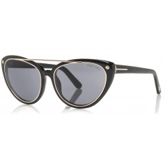 Tom Ford Edita 384 01A - Óculos de Sol