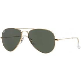 Ray Ban Aviador 3025 L0205 - Óculos de Sol - Tamanho 58