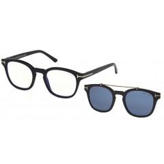 Tom Ford 5532B 01V BLUE LOOK - Óculos e Clip On