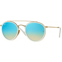 Ray Ban Double Bridge 3647N 001/4O - Óculos de Sol