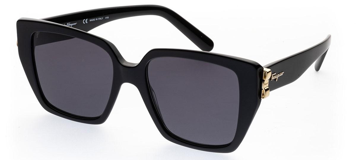 Salvatore Ferragamo 968 001 - Oculos de Sol