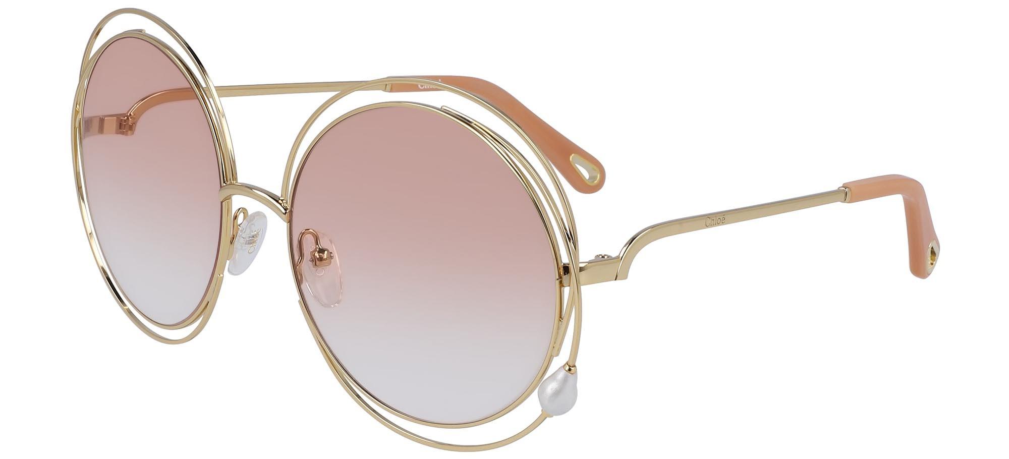 Chloe Carlina Pearl 114SPRL 862 - Oculos de Sol